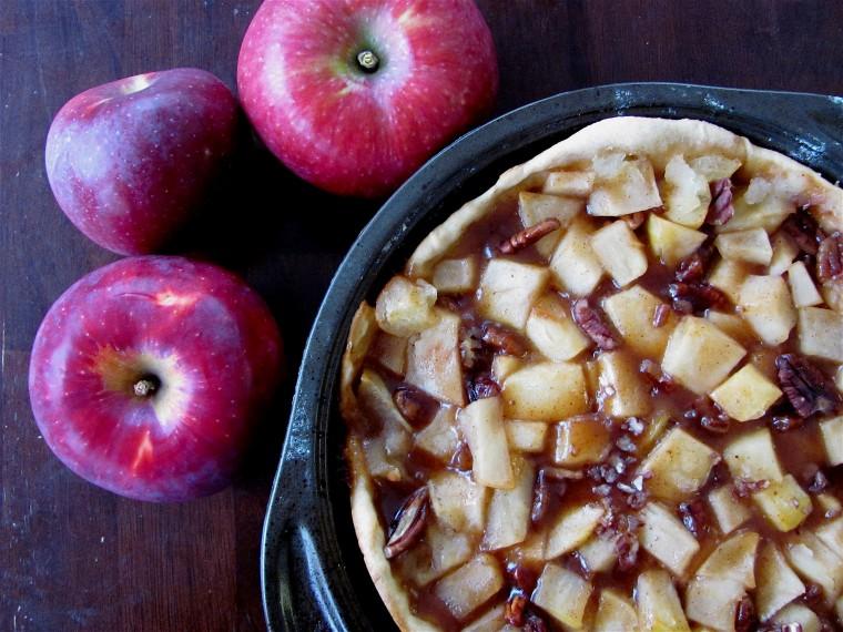 Απολαυστική μηλόπιτα