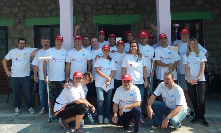 Pfizer Volunteers@Thessaloniki