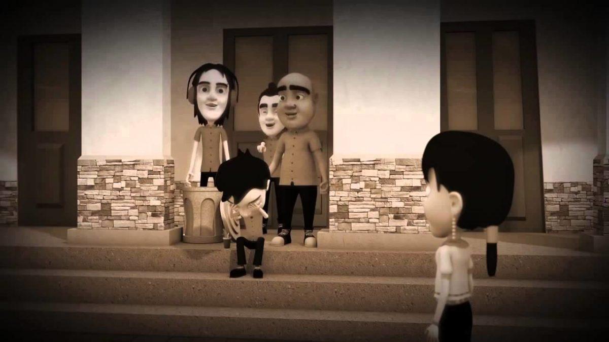2 Οκτωβρίου: Παγκόσμια ημέρα μη βίας-  ένα υπέροχο animation για το σχολικό εκφοβισμό