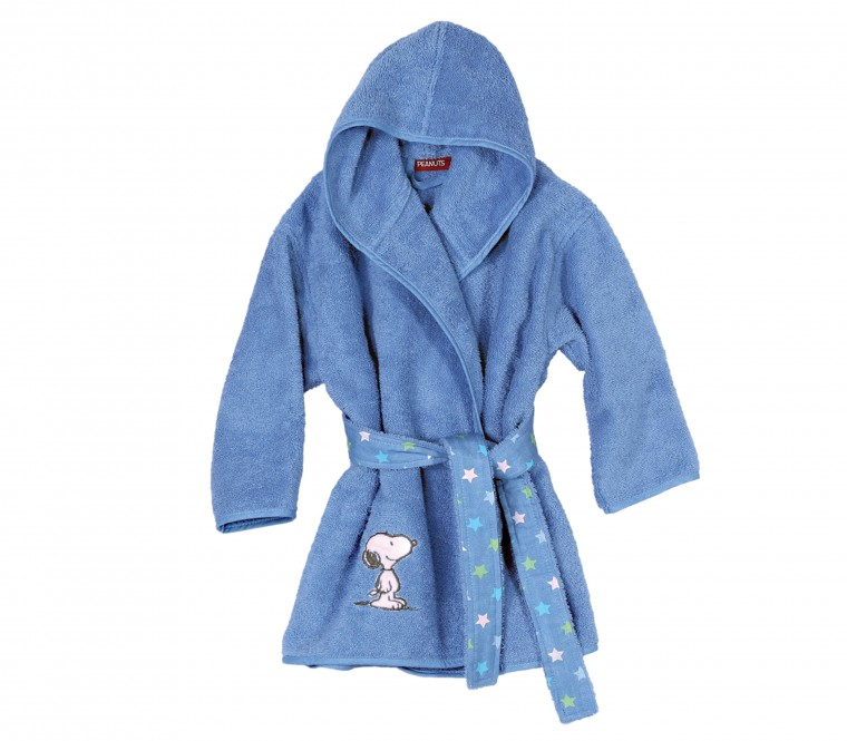 SNOOPY STAR BATHROBE