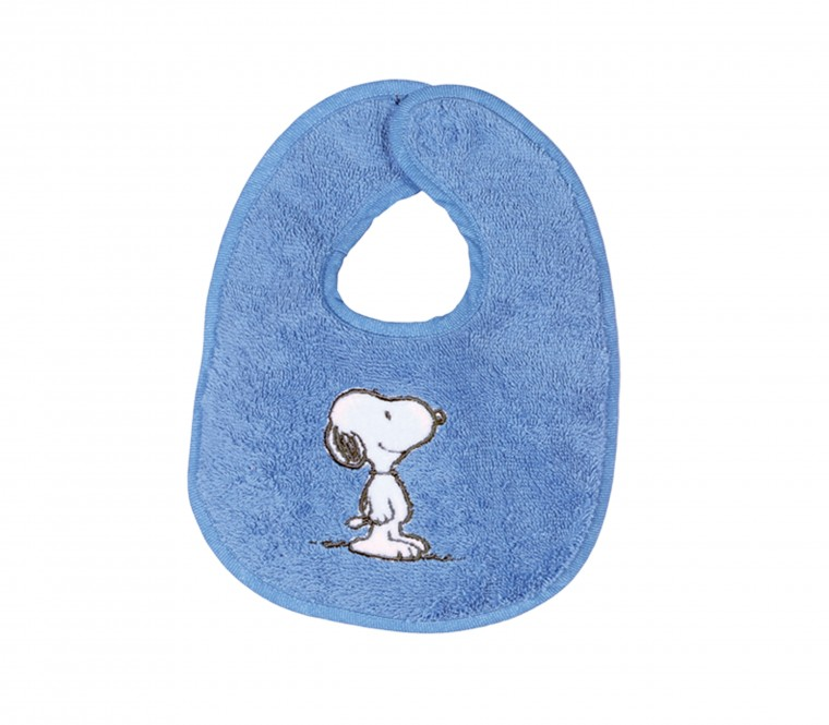SNOOPY STAR BIB