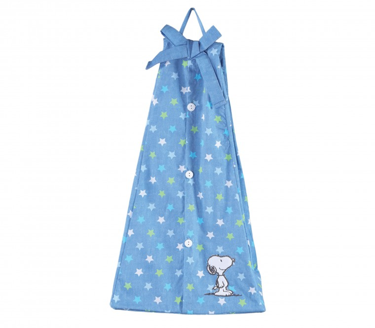 SNOOPY STAR LAUDRY BAG