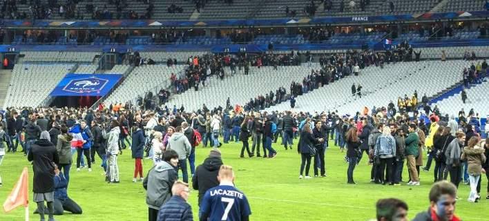 Χάρη σε απαγόρευση των καθηγητών οι Έλληνες μαθητές δεν πήγαν στον αγώνα στο Stade de France