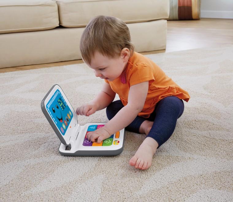 Τα μωράκια αναπτύσσονται παρέα με την εκπαιδευτική σειρά παιχνιδιών «Παίζω & Μαθαίνω» της Fisher-Price!