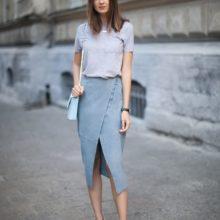 Trend alert  Η φούστα - φάκελος είναι η επόμενη αγορά μας 77658f9c08d