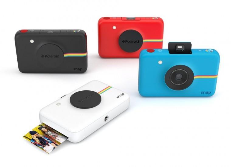 Camera Polaroid Instant Snap