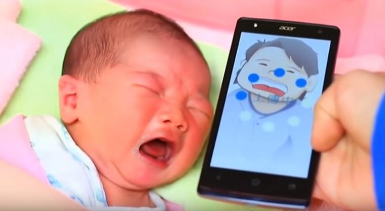 Γιατί κλαίει το μωρό σας; Κατεβάστε την εφαρμογή για να μάθετε το λόγο!