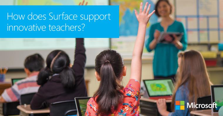 Μπράβο στους 3 Έλληνες εκπαιδευτικούς που διακρίθηκαν στον διαγωνισμό της Microsoft!