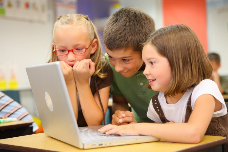 bigstock-Elementary-school-students-loo-14086310