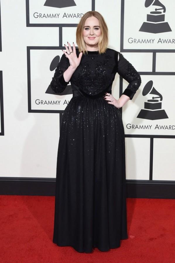 Η Adele με Givenchy
