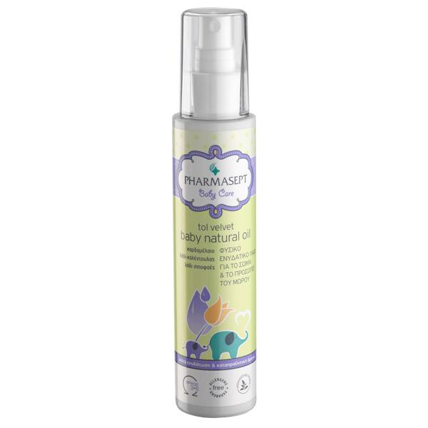Tol Velvet Baby Natural Oil 125ml