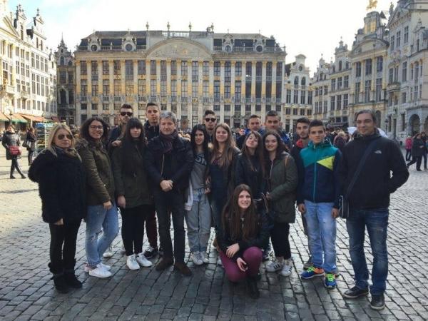 Ασφαλείς οι Έλληνες μαθητές που βρίσκονται εκδρομή στις Βρυξέλλες