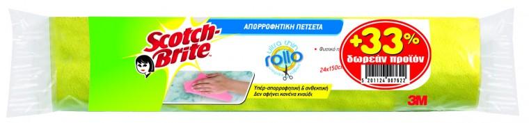 dry rollo MONO +33%