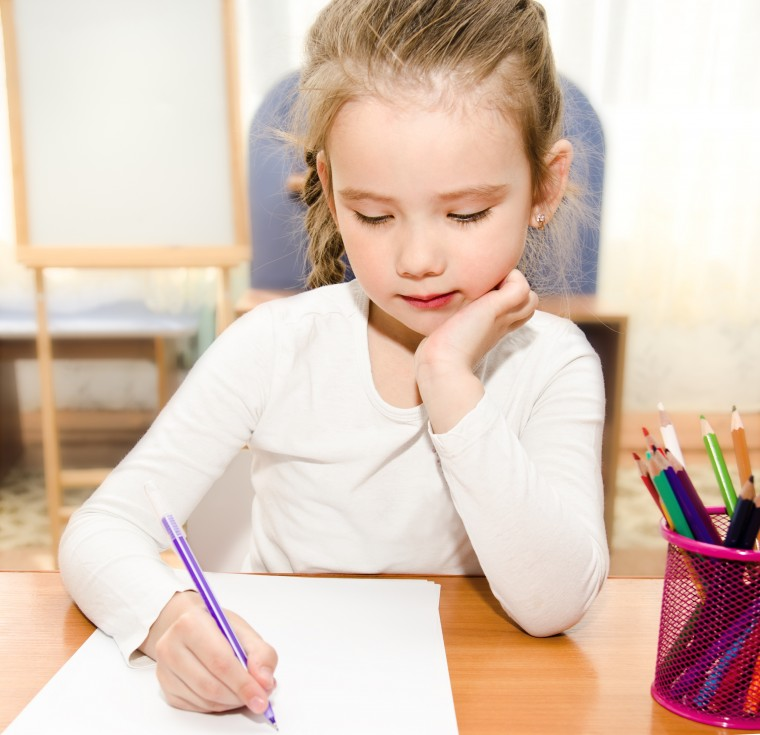 Ενισχύστε τις δεξιότητες γραφής των παιδιών με… «το σουρωτήρι»