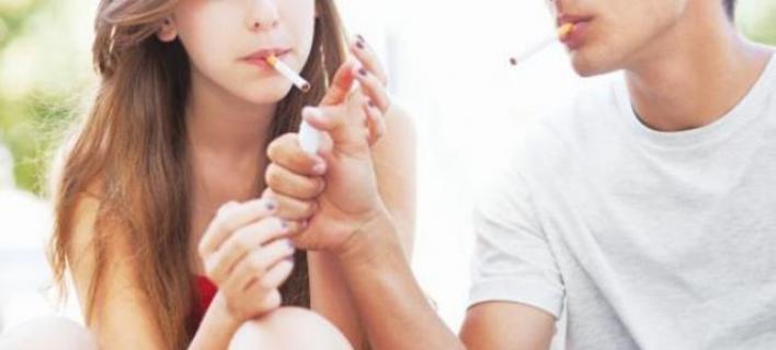 Από περιέργεια ξεκινούν οι Έλληνες μαθητές το κάπνισμα στις ηλικίες 12-14 ετών