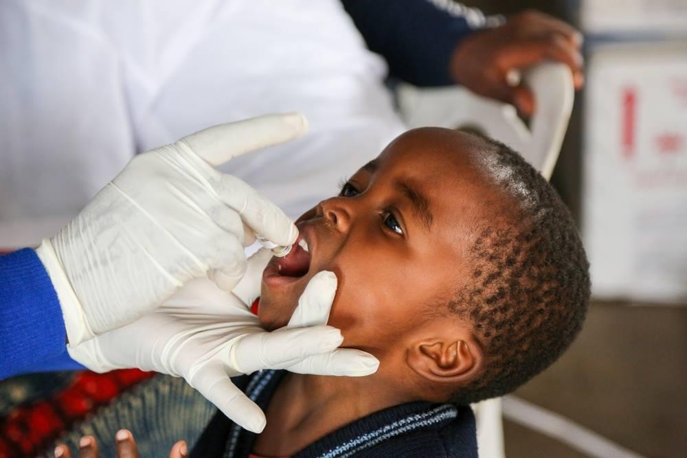 Περίπου 800 παιδιά εμβολιάστηκαν χθες στην Ειδομένη από τους Γιατρούς Χωρίς Σύνορα