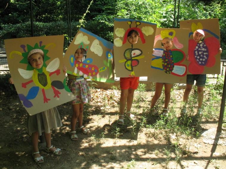 summer camp Μουσείο Μπενάκη