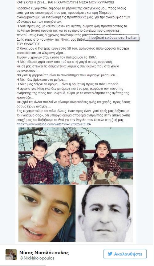 Νικολοπουλος Post