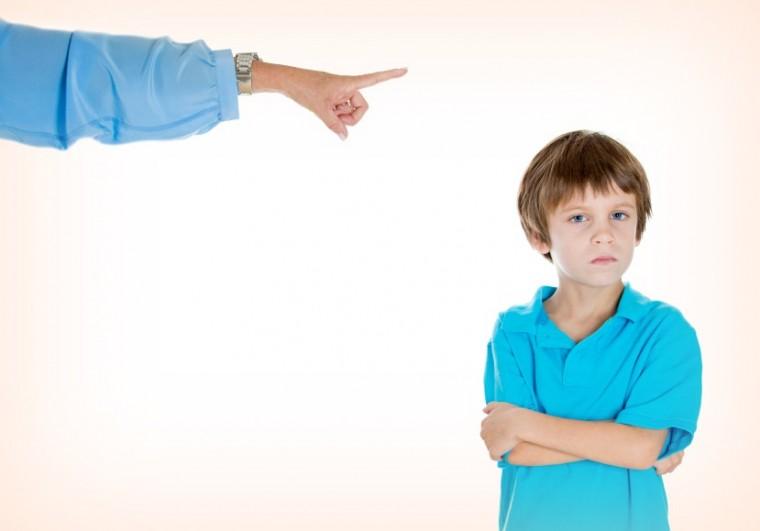παιδί και πειθαρχία