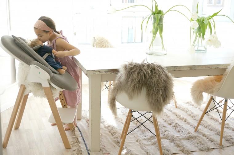 Stokke® Steps: Ο ευέλικτος συνδυασμός ριλάξ και καθίσματος φαγητού