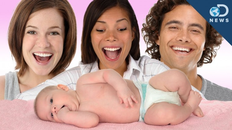 μωρά των τριών γονέων