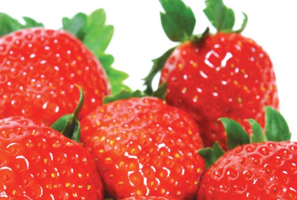 Tips – Φράουλες στα εγκαύματα των παιδιών, από τον ήλιο!