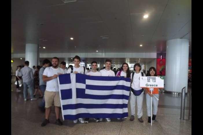 Οι Έλληνες μαθητές τα κατάφεραν και στην 27η Διεθνή Ολυμπιάδα Βιολογίας