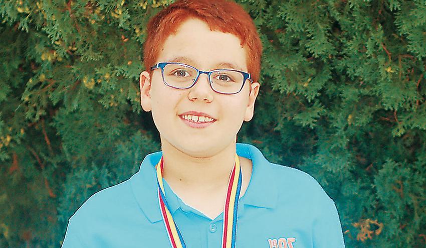 Ορέστης Λιγνός: Ο 9χρονος που αγαπά τα Μαθηματικά και κέρδισε χάλκινο μετάλλιο στην 20ή Βαλκανική Μαθηματική Ολυμπιάδα