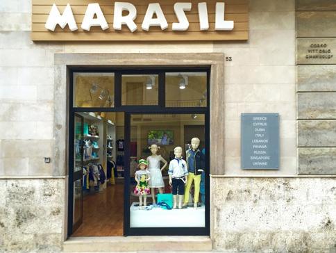 be9ec6d9046e Νέο κατάστημα Marasil στη Νότια Ιταλία