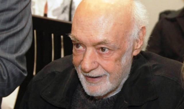 «Αντίο» στον ζεν πρεμιέ του ελληνικού κινηματογράφου Ανδρέα Μπάρκουλη