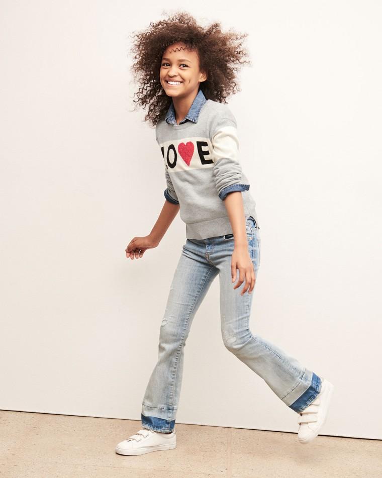 8e2f7abe8fa Επιστροφή στα θρανία με GAP: Η τελευταία λέξη της μόδας στα παιδικά ρούχα!