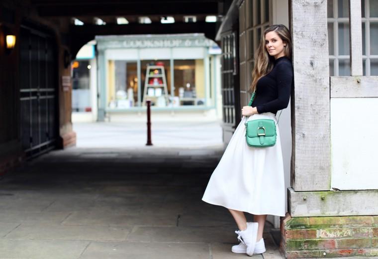 5 chic τρόποι για να φορέσεις τις φούστες σου το φθινόπωρο 59f71ed9f0e