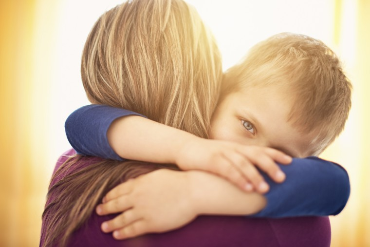 Ένα φυσιολογικό στάδιο της εξέλιξης του παιδιού είναι το άγχος του  αποχωρισμού f9ddcdced55