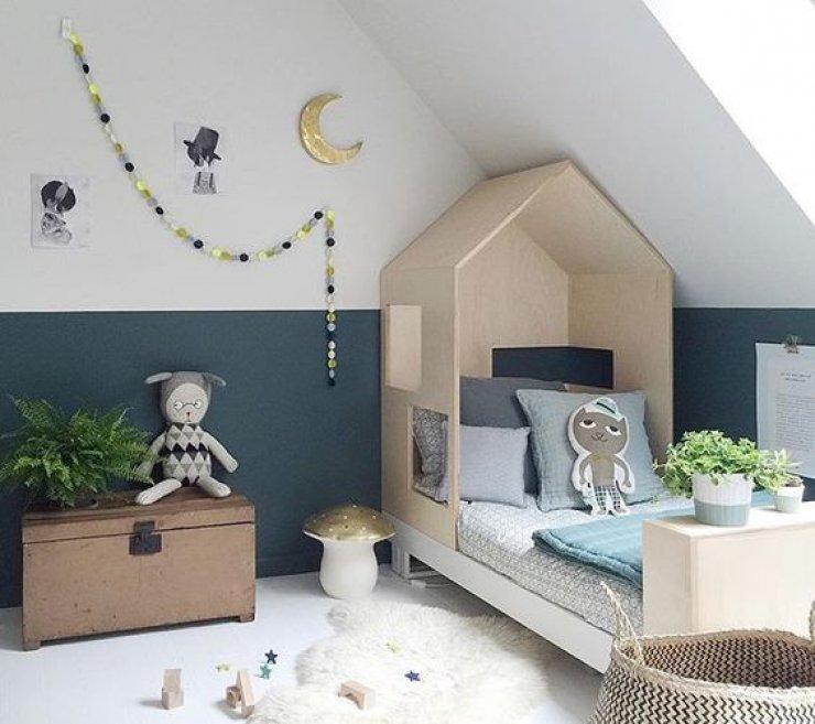 Deco: 10 παιδικά δωμάτια, με πολύ απλότητα και γαλήνη, για όμορφα όνειρα!
