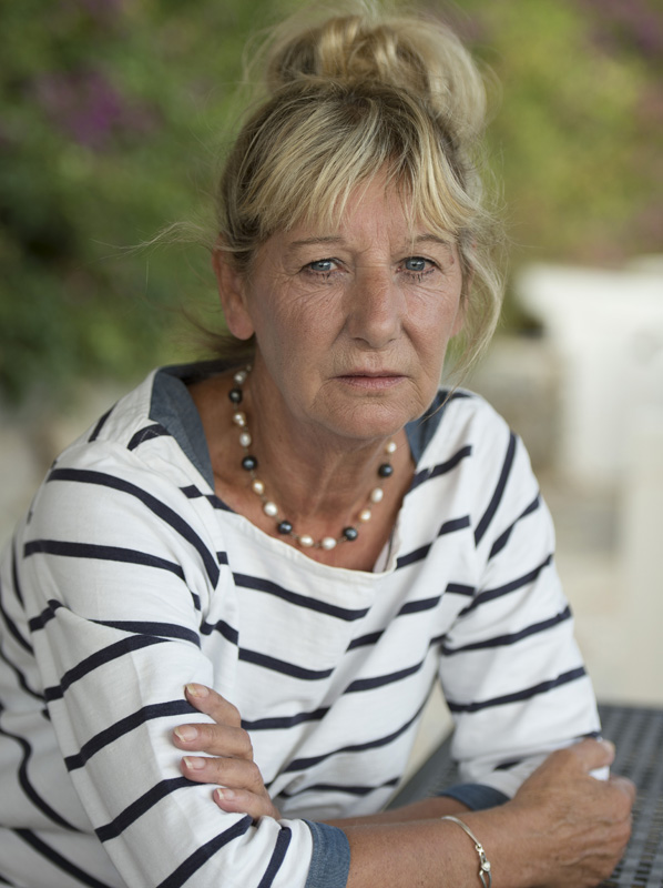 Pic by Staff Andy Stenning. Christine Needham, grandmother of missing Ben talks of the very dark days in the Needham family after the disappearence of Ben while they were in Kos over 25 years ago