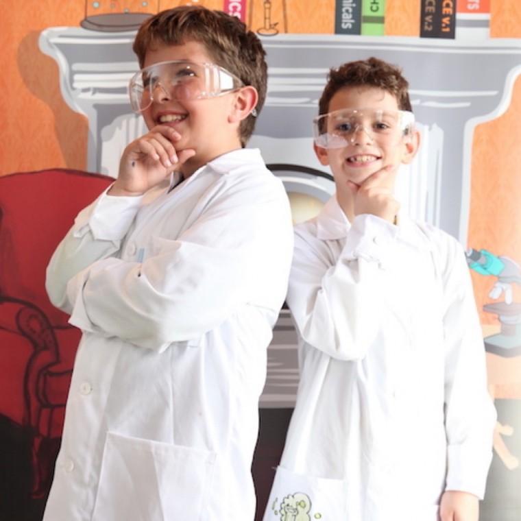 Τα παιδιά σας έχουν γενέθλια; Κάντε τους δώρο ένα αξέχαστο επιστημονικό πάρτι στο Μουσείο Πειραμάτων