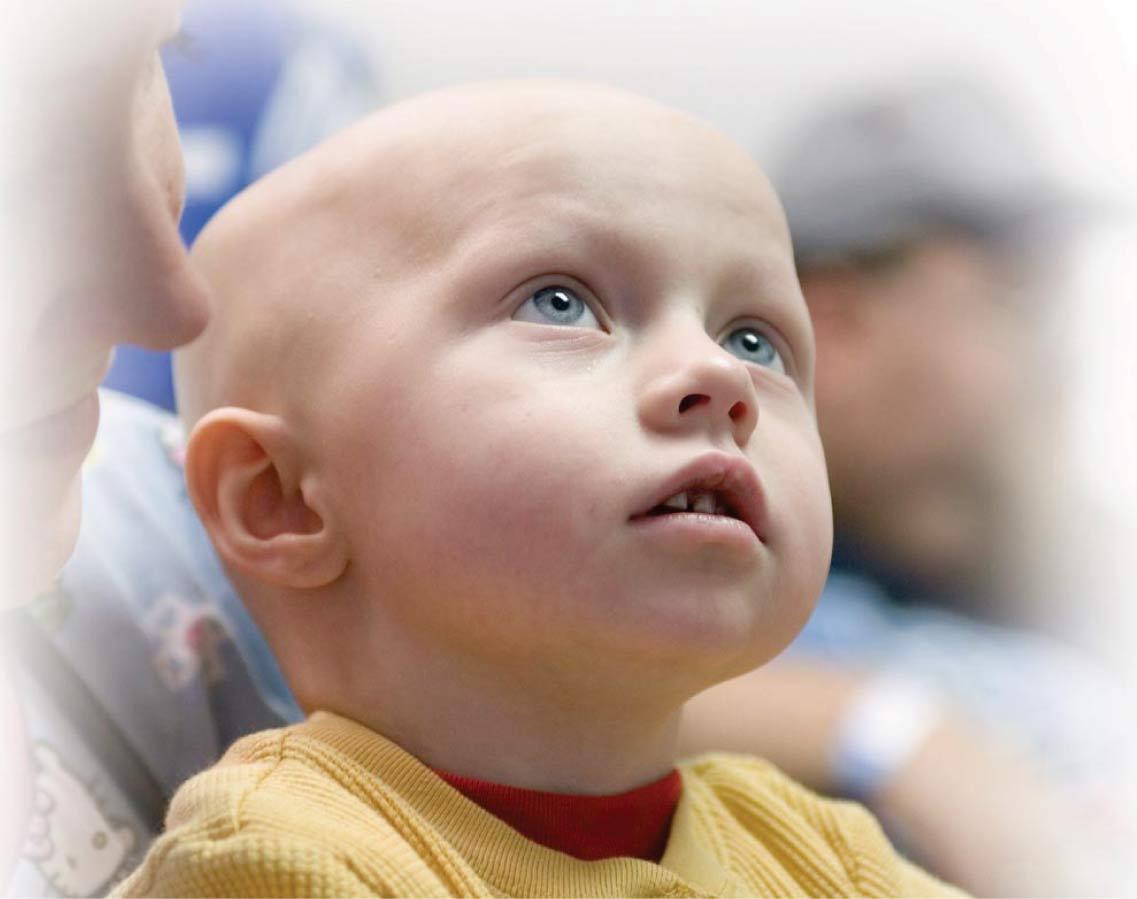 «Ο καρκίνος στα παιδιά παρουσιάζει αύξηση» τονίζει ο παιδοογκολόγος, δρ Στέργιος Ζαχαρούλης