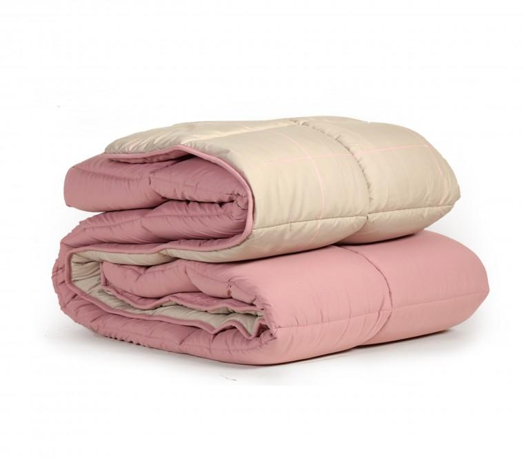 Πάπλωμα Wallas (Beige – Pink)