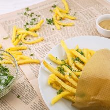 Τηγανητές πατάτες: Η εναλλακτική συνταγή που πρέπει να δοκιμάσετε!