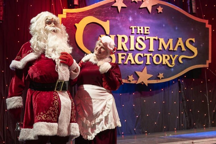 Το «The Christmas Factory» επιστρέφει με περισσότερες παιδικές εκδηλώσεις από ποτέ! (από 2/12)