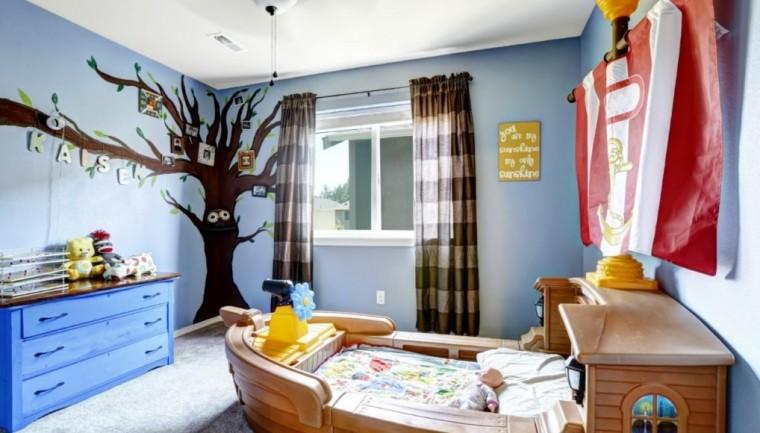 3e23a5bec1d Δείτε έξυπνες, οικονομικές και όμορφες ιδέες για να μετατρέψετε το παιδικό  δωμάτιο στο τέλειο μέρος για να μεγαλώσει το παιδί σας!