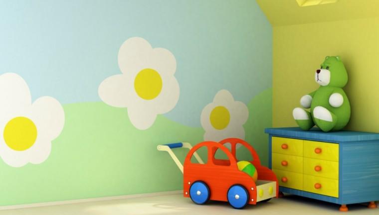 72ec01b6b87 Έξυπνες συμβουλές για να βάψετε το δωμάτιο του μωρού | Infokids.gr
