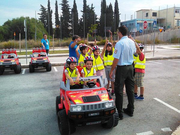 Τα παιδιά θα μάθουν τα μυστικά της ορθής κυκλοφοριακής αγωγής στο Πάρκο Σταύρος Νιάρχος