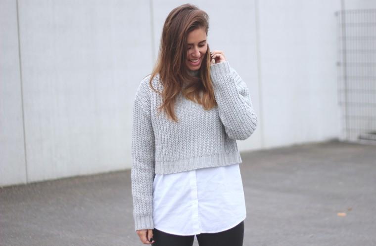 3 τρόποι να φορέσεις το cropped πουλόβερ φέτος το χειμώνα 1f0175a1a08