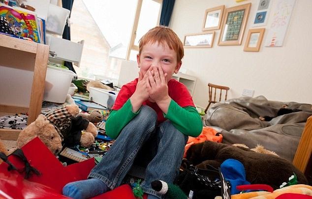4 εύκολοι τρόποι να οργανώσετε το δωμάτιο του παιδιού με ΔΕΠΥ