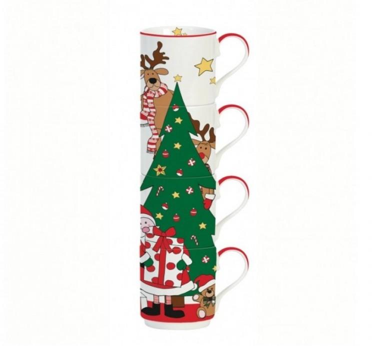 Σετ Χριστουγεννιάτικες Κούπες, Ανδρεάδης Homestores