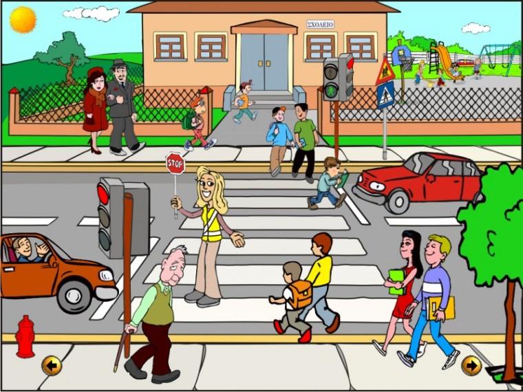 Προσεχώς υποχρεωτικά μαθήματα κυκλοφοριακής αγωγής και οδικής ασφάλειας σε όλα τα σχολεία