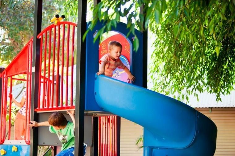 Δ. Πολυγύρου: Προσωρινή παύση λειτουργίας όλων των παιδικών χαρών