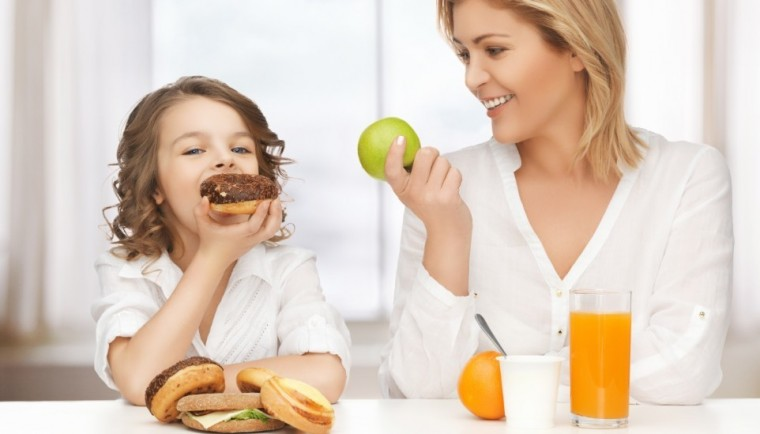 To βάρος του παιδιού δεν είναι μόνο θέμα διατροφής αλλά και κληρονομικότητας