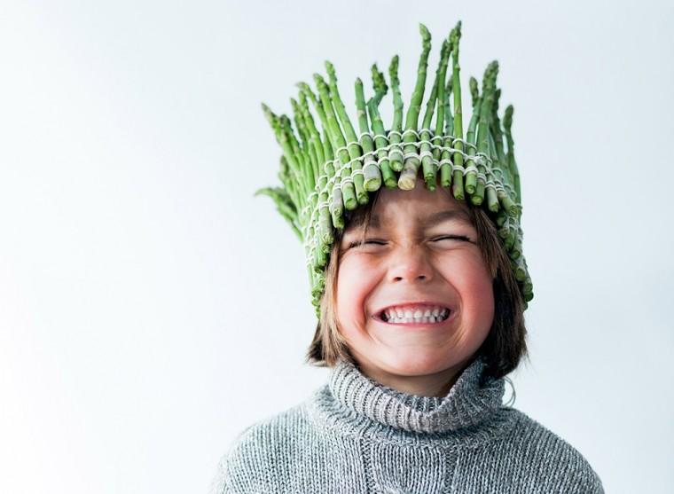 Βάλτε τα βιολογικά τρόφιμα στην διατροφή του παιδιού σας